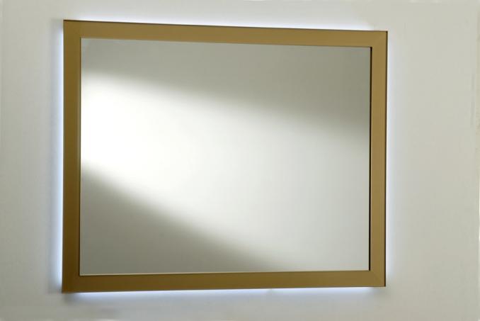Specchio retroilluminato led 12 12 luci e lampade - Specchio retroilluminato ...