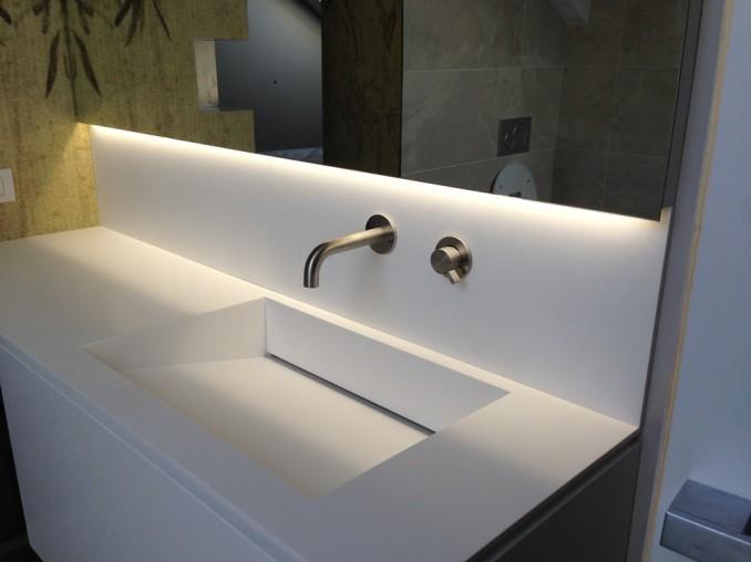 cizeta mobili bagno & arredamento su misura - Arredo Bagno Corian